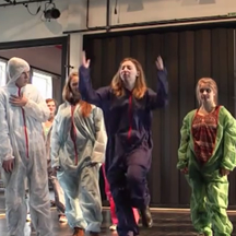 "PULSE Youth Project 2013: Trailer of the secondary school ""Cross Mountain"" Dessau"